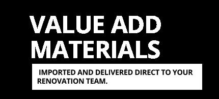 Materials – ExIST Multifamily